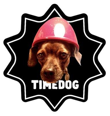 Medium timedog