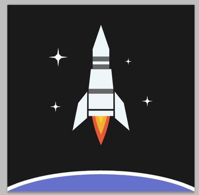 Medium spaceship